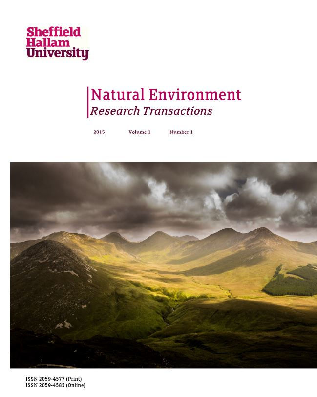 """Cover showing a hill landscape"""